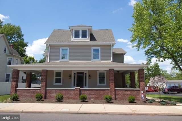 217 W Broad Street Unit 1, TELFORD, PA 18969 (#PAMC685424) :: Team Martinez Delaware