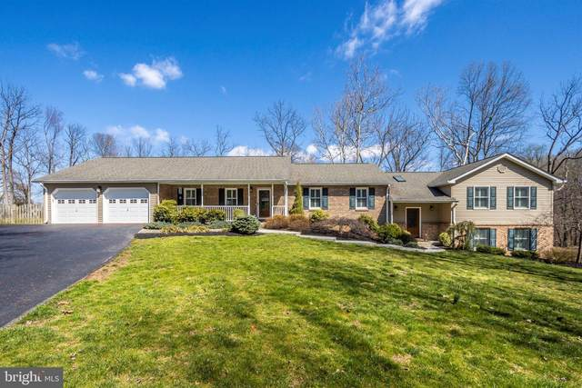 4021 Tranquility Court, MONROVIA, MD 21770 (#MDFR279088) :: Advance Realty Bel Air, Inc