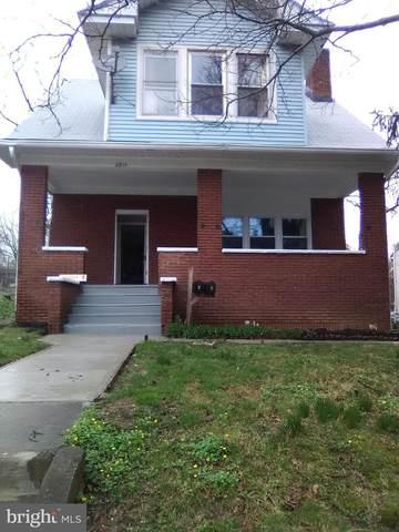 2814 Montebello Terrace, BALTIMORE, MD 21214 (#MDBA542930) :: Dart Homes