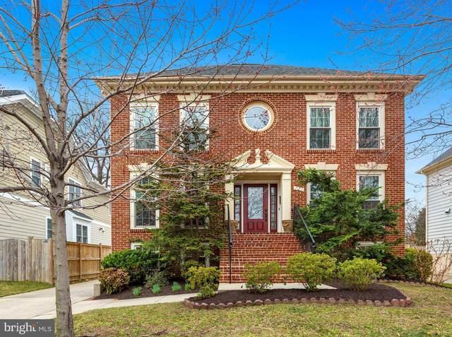 721 N Danville Street, ARLINGTON, VA 22201 (#VAAR177866) :: Debbie Dogrul Associates - Long and Foster Real Estate