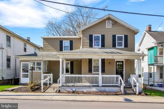 70 Maple Street, MOUNT WOLF, PA 17347 (#PAYK154446) :: Flinchbaugh & Associates