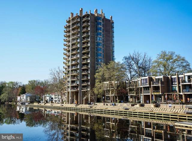 11400 Washington Plaza W #405, RESTON, VA 20190 (#VAFX1186570) :: Gail Nyman Group