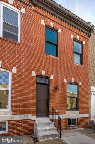 3211 E Fairmount Avenue, BALTIMORE, MD 21224 (#MDBA543120) :: Dart Homes