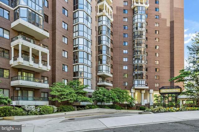 1600 N Oak Street #303, ARLINGTON, VA 22209 (#VAAR177988) :: Debbie Dogrul Associates - Long and Foster Real Estate