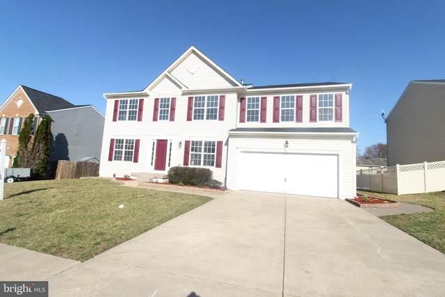 5 Danford Court, FREDERICKSBURG, VA 22405 (#VAST230110) :: Berkshire Hathaway HomeServices McNelis Group Properties