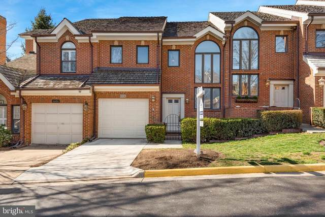 6604 Anthony Crest Square, MCLEAN, VA 22101 (#VAFX1186966) :: Network Realty Group