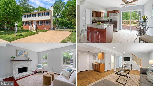 13769 Mahoney Drive, WOODBRIDGE, VA 22193 (#VAPW517250) :: Dart Homes