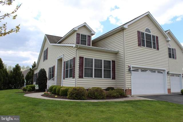 143 Porter Parkway, FRUITLAND, MD 21826 (#MDWC112108) :: Integrity Home Team