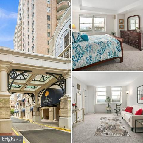900 N Taylor Street #1009, ARLINGTON, VA 22203 (#VAAR178092) :: Peter Knapp Realty Group
