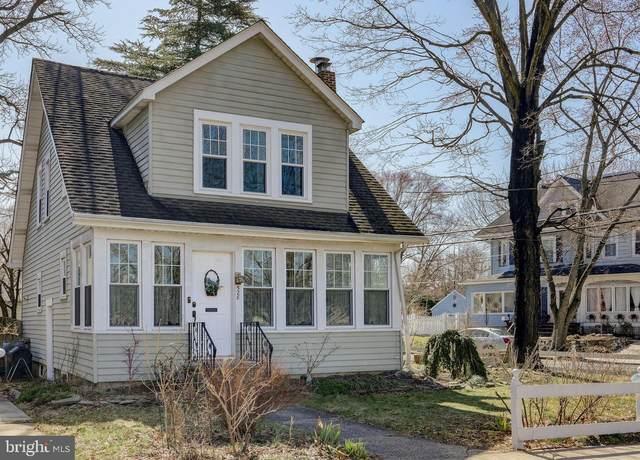 528 W Redman Avenue, HADDONFIELD, NJ 08033 (#NJCD415404) :: Linda Dale Real Estate Experts