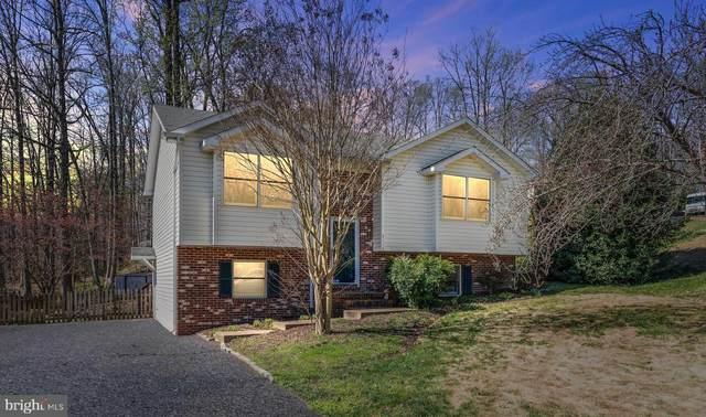3116 Brown Hill Drive, FREDERICKSBURG, VA 22408 (#VASP229722) :: Berkshire Hathaway HomeServices McNelis Group Properties