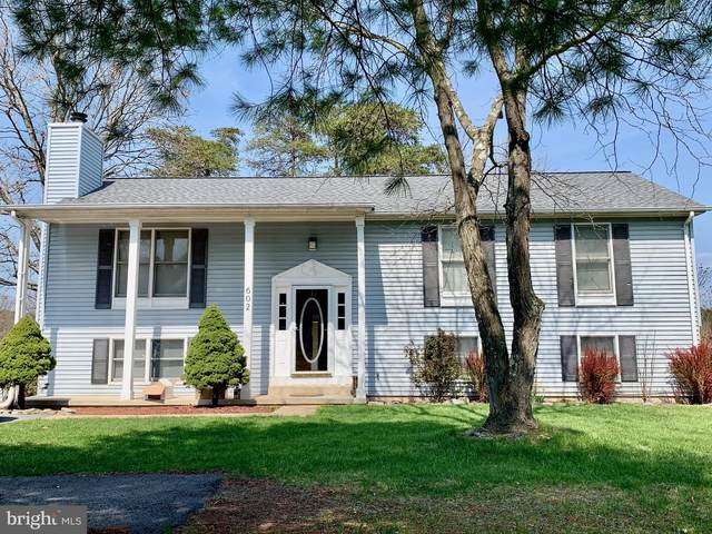 602 W Duck Street, FRONT ROYAL, VA 22630 (#VAWR143004) :: Advance Realty Bel Air, Inc
