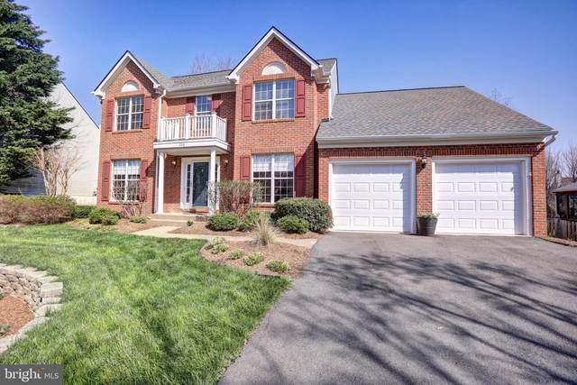 208 Ashton Drive SW, LEESBURG, VA 20175 (#VALO433390) :: Colgan Real Estate