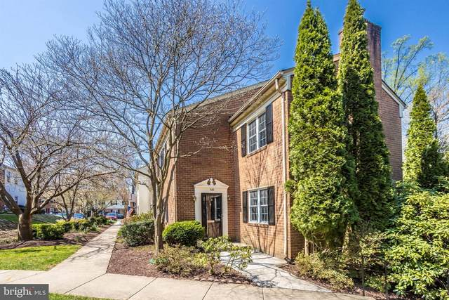 720 College Parkway #4, ROCKVILLE, MD 20850 (#MDMC748976) :: Gail Nyman Group