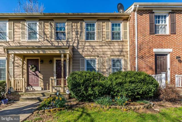 8278 Black Haw Court, FREDERICK, MD 21701 (#MDFR279356) :: Gail Nyman Group
