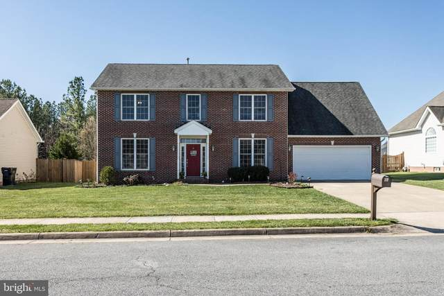 117 Falabella Drive, STEPHENS CITY, VA 22655 (#VAFV162786) :: The MD Home Team