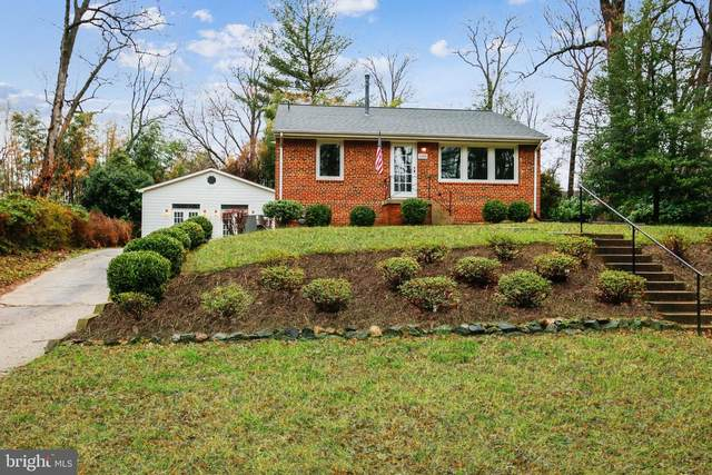 11401 Rokeby Avenue, GARRETT PARK, MD 20896 (#MDMC749064) :: Realty One Group Performance
