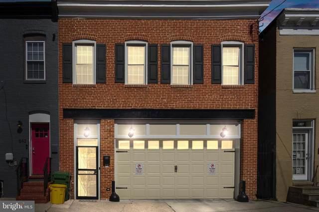 838 Mangold Street, BALTIMORE, MD 21230 (#MDBA543690) :: Bob Lucido Team of Keller Williams Lucido Agency