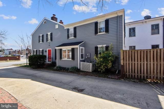 309 S Columbus Street, ALEXANDRIA, VA 22314 (#VAAX257410) :: City Smart Living