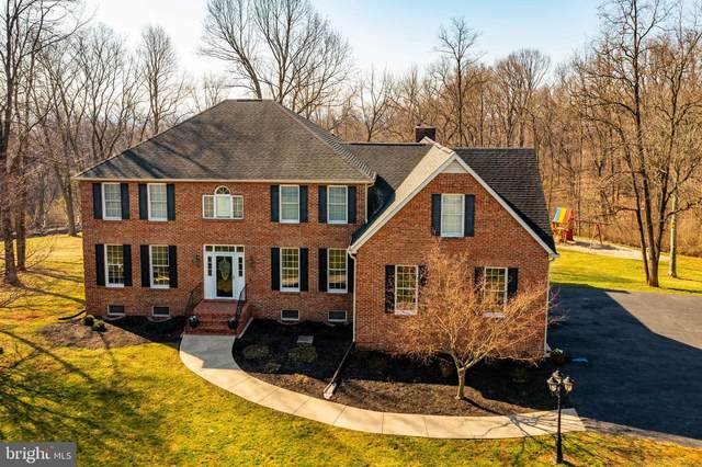 310 Hopewell Road, CLEAR BROOK, VA 22624 (#VAFV162830) :: The Miller Team
