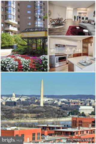 1600 N Oak Street #1511, ARLINGTON, VA 22209 (#VAAR178308) :: Debbie Dogrul Associates - Long and Foster Real Estate
