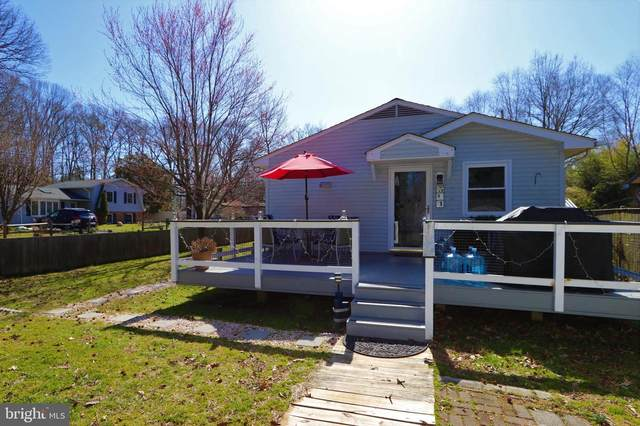 301 Cambridge Road, PASADENA, MD 21122 (#MDAA462420) :: Shawn Little Team of Garceau Realty