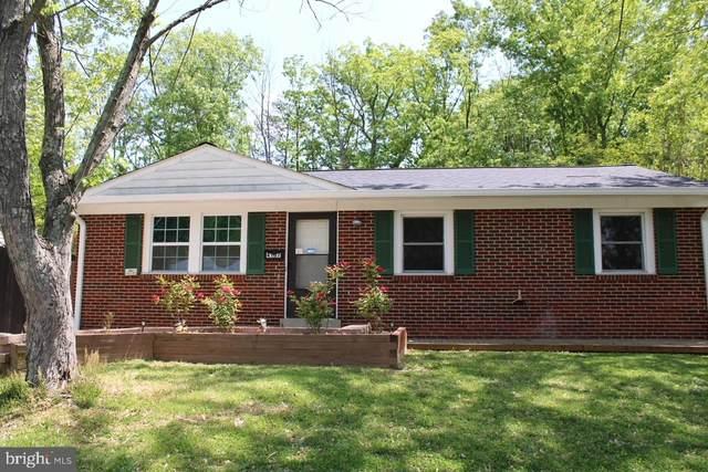 4107 Hoffman Drive, WOODBRIDGE, VA 22193 (#VAPW517592) :: Crews Real Estate