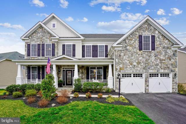 5867 Waterloo Bridge Circle, HAYMARKET, VA 20169 (#VAPW517634) :: Realty One Group Performance