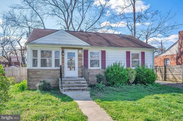 214 Frazier Street, FREDERICKSBURG, VA 22401 (#VAFB118740) :: Corner House Realty