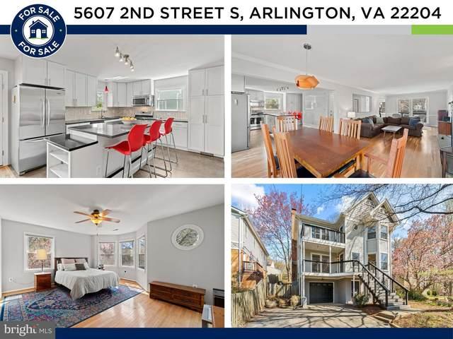 5607 2ND Street S, ARLINGTON, VA 22204 (#VAAR178368) :: Network Realty Group