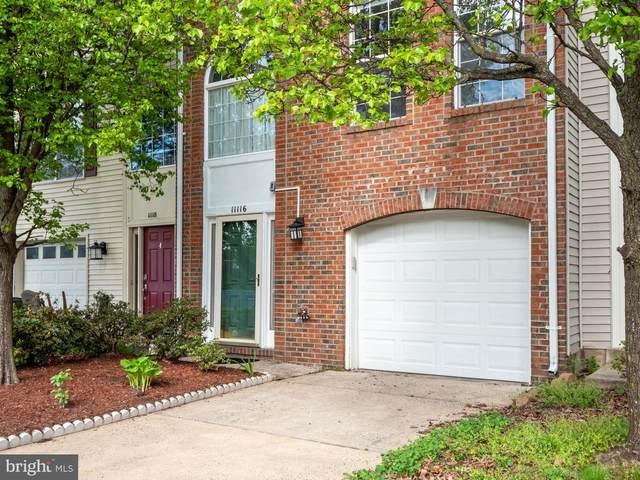 11116 Wainwright Place, MANASSAS, VA 20109 (#VAPW517694) :: Debbie Dogrul Associates - Long and Foster Real Estate