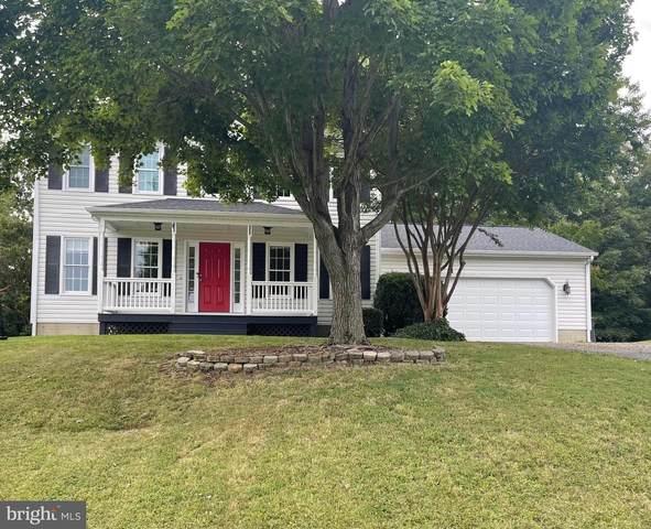9905 Shadowridge Court, FREDERICKSBURG, VA 22407 (#VASP229842) :: Colgan Real Estate
