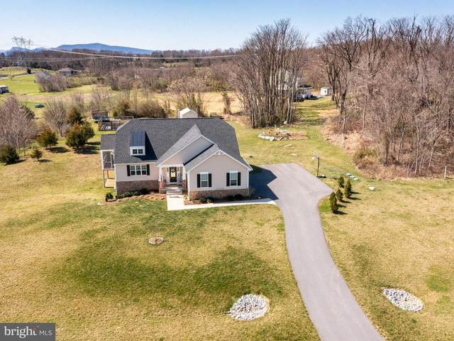 111 Chanterelle Court, STEPHENS CITY, VA 22655 (#VAFV162876) :: Shawn Little Team of Garceau Realty