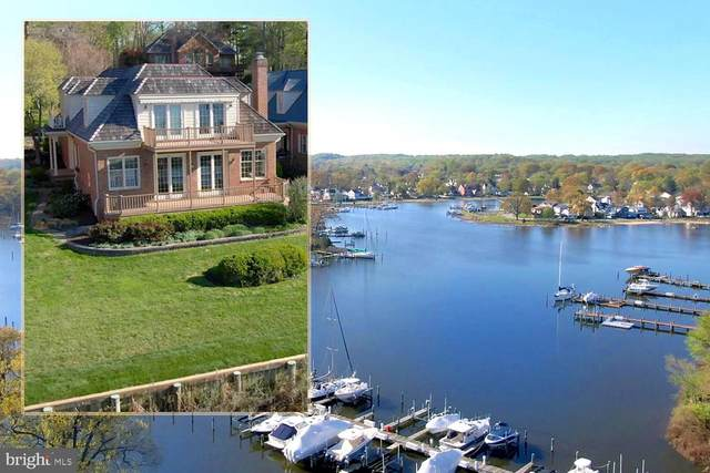 1180 South River Landing Road, EDGEWATER, MD 21037 (#MDAA462672) :: Corner House Realty