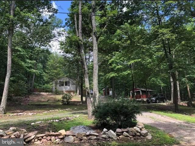 815 Pheasant Drive, WINCHESTER, VA 22602 (#VAFV162884) :: Dart Homes