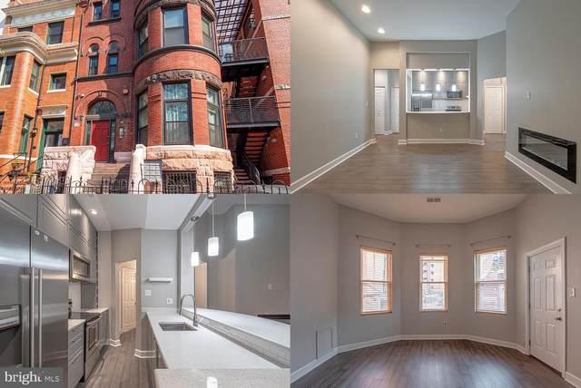 1421 T Street NW #4, WASHINGTON, DC 20009 (#DCDC513490) :: Crossman & Co. Real Estate