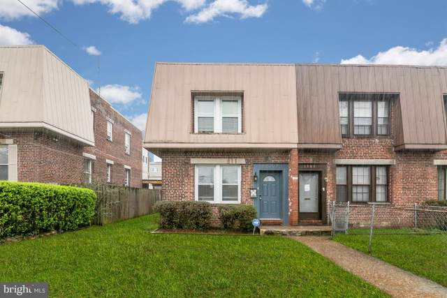 3307 B Street SE, WASHINGTON, DC 20019 (#DCDC513496) :: City Smart Living