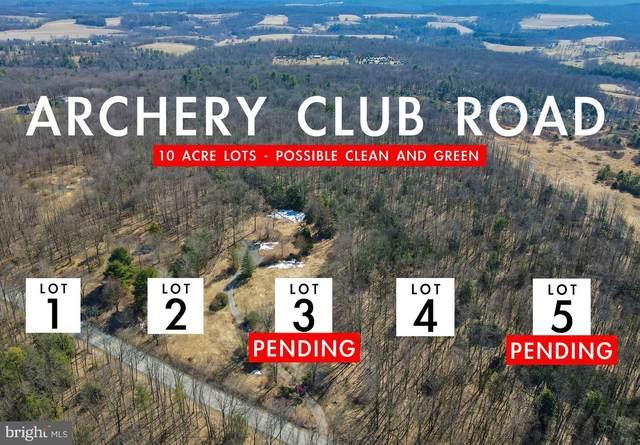 Archery Club Road Lots 1-5, NEW RINGGOLD, PA 17960 (#PASK134572) :: Ramus Realty Group