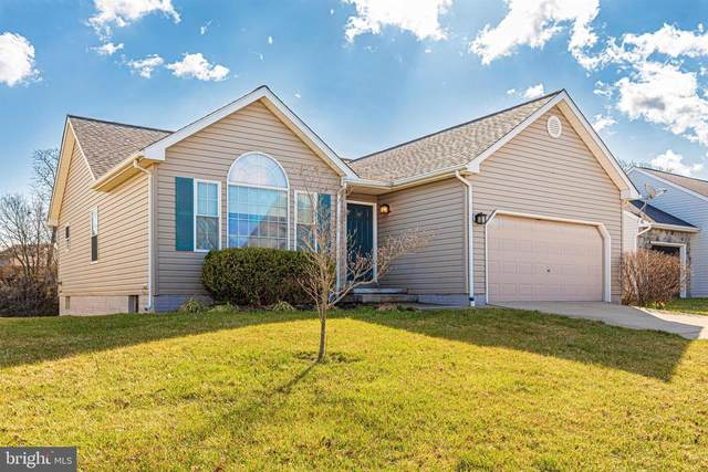 232 Lake Coventry Drive, FREDERICK, MD 21702 (#MDFR279580) :: Realty One Group Performance