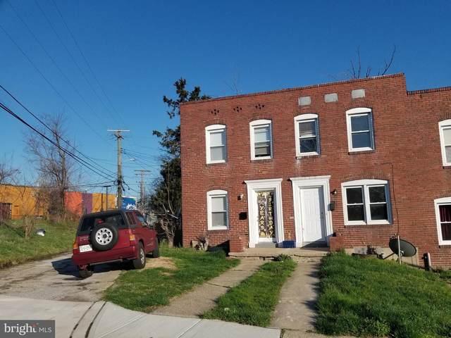534 Bridgeview Road, BALTIMORE, MD 21225 (#MDBA544256) :: Colgan Real Estate