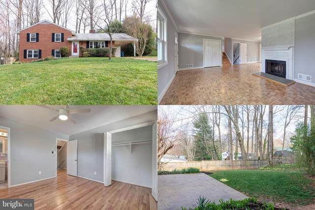 7618 Boulder Street, SPRINGFIELD, VA 22151 (#VAFX1188512) :: SURE Sales Group