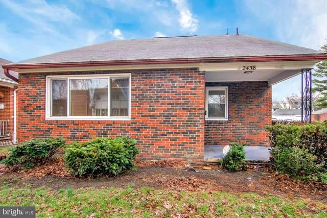 2438 Green Street, HARRISBURG, PA 17110 (#PADA131396) :: Colgan Real Estate