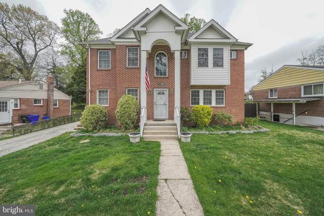 11505 Veirs Mill Road, SILVER SPRING, MD 20902 (#MDMC749838) :: AJ Team Realty