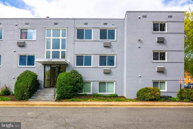 2059 N Woodstock Street #205, ARLINGTON, VA 22207 (#VAAR178520) :: Jacobs & Co. Real Estate