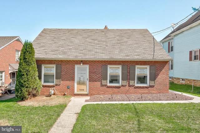 1309 S Queen Street, YORK, PA 17403 (#PAYK155164) :: Colgan Real Estate