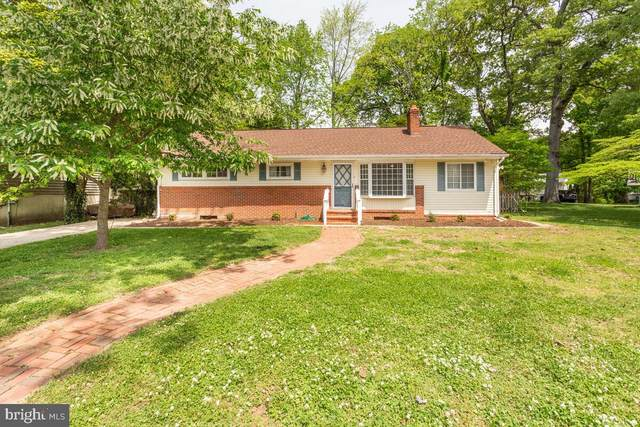 1020 Saint Margarets Drive, ANNAPOLIS, MD 21409 (#MDAA462902) :: Corner House Realty