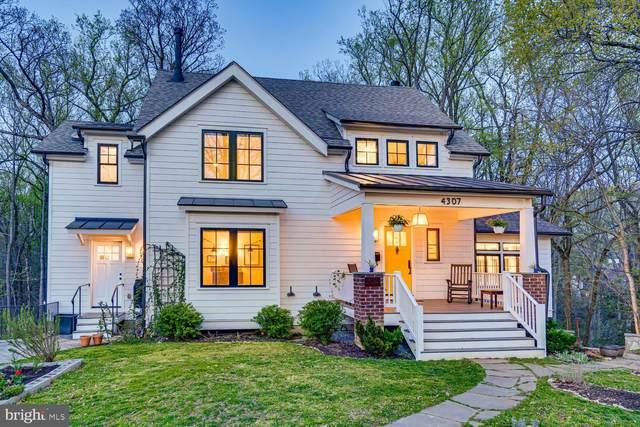 4307 37TH Road N, ARLINGTON, VA 22207 (#VAAR178564) :: The Riffle Group of Keller Williams Select Realtors