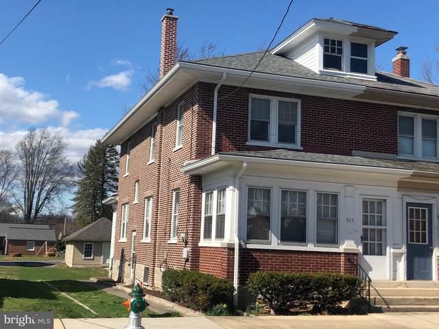 511 E High Street, ELIZABETHTOWN, PA 17022 (#PALA179308) :: The Joy Daniels Real Estate Group