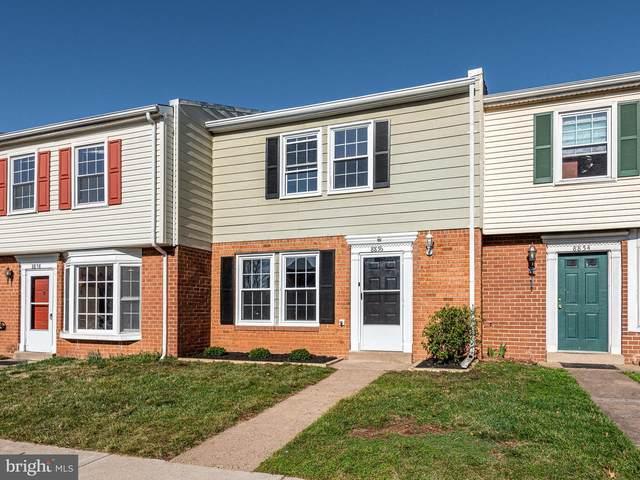 8856 Teakwood Court, MANASSAS, VA 20109 (#VAPW518008) :: Debbie Dogrul Associates - Long and Foster Real Estate