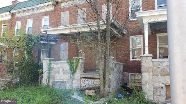 4913 Queensberry Avenue, BALTIMORE, MD 21215 (#MDBA544540) :: ExecuHome Realty